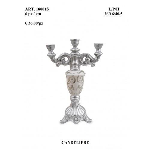 CANDELIERE C/SCATOLA