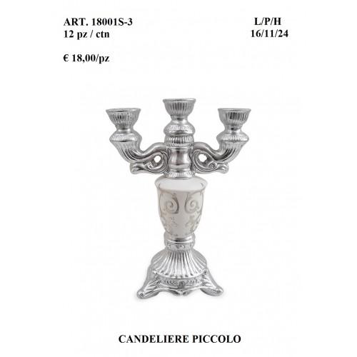CANDELIERE PC C/SCATOLA