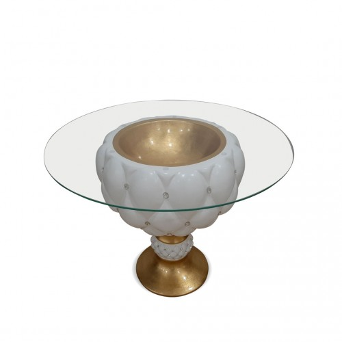 Tavolino Divina Gold