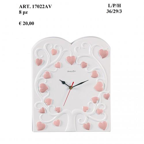 Orologio Alba Rosa