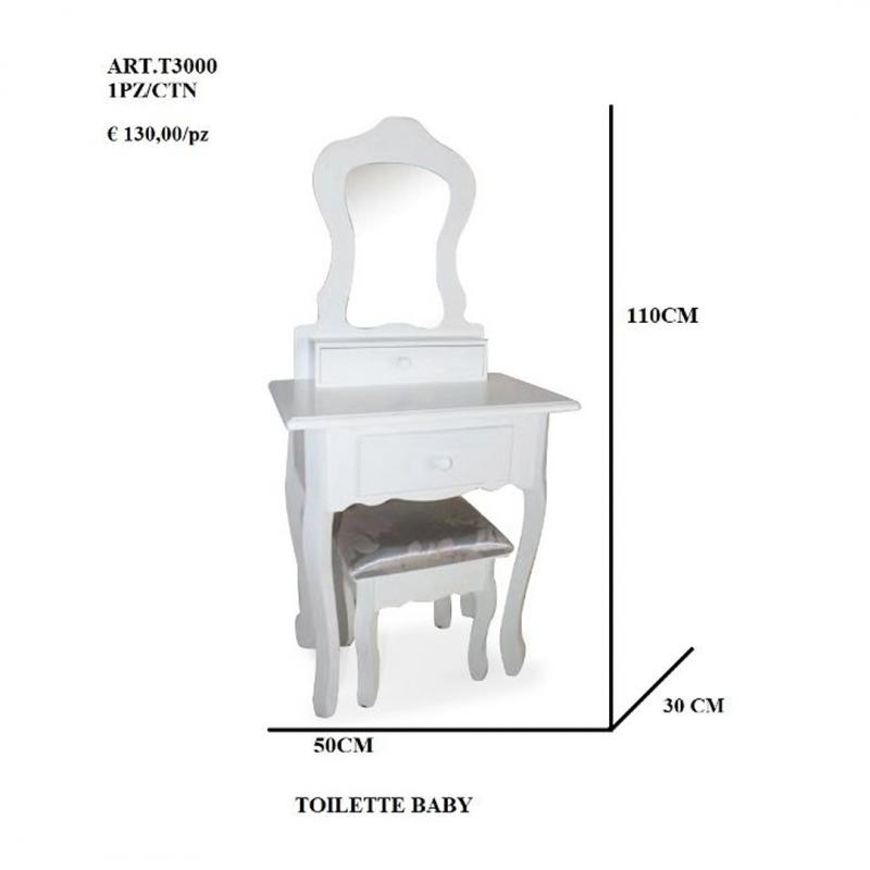 Toilette baby
