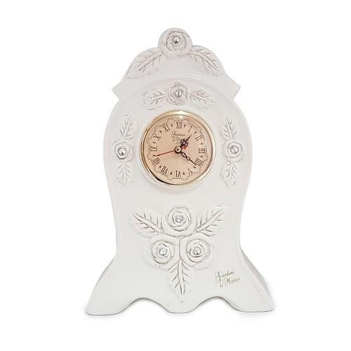 Orologio barocco Rosa